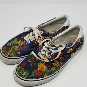 Vans Hawaiian shoes